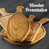 Wooden Presentation