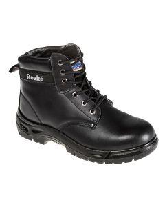 Steelite Boot S3 - Black Size 4