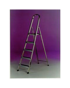 Light Weight Aluminium 6 tread Ladder