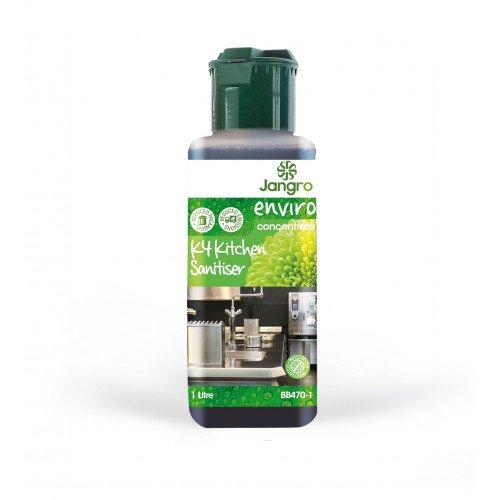 Jangro Enviro K4 Kitchen Sanitiser