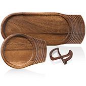 Wooden Boards & Trivets